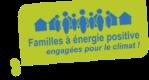 """Logo """"Familles à énergie positive"""